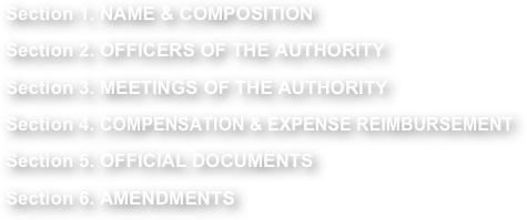 Section 1. NAME & COMPOSITION
