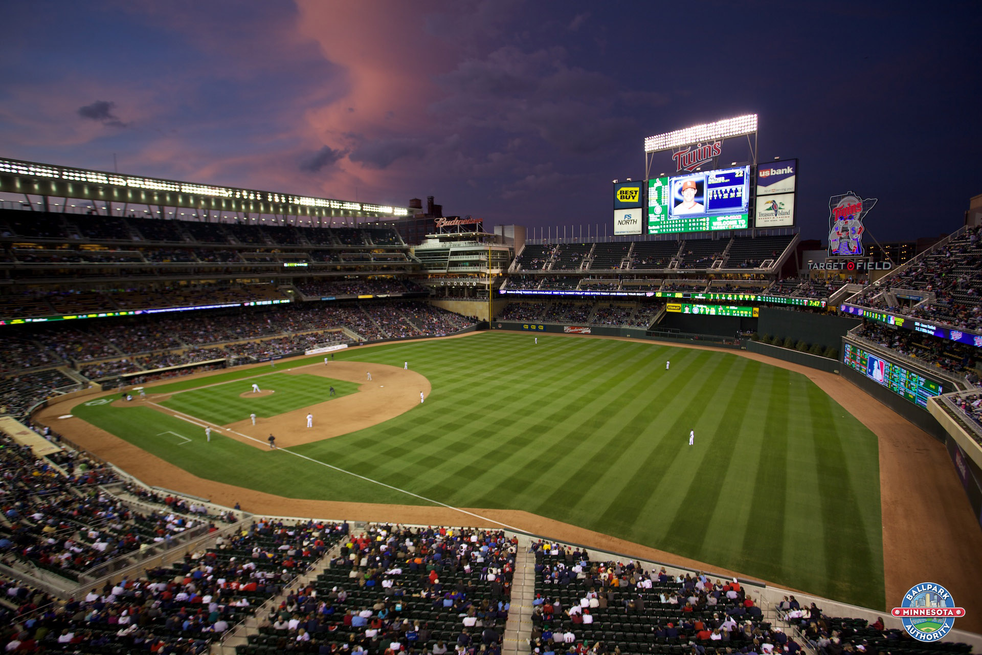 Photos of Target Field - Minnesota Ballpark Authority